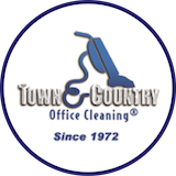 Town and Country Office Cleaning Atlanta Georgia Logo